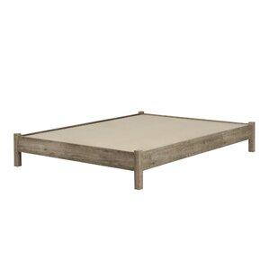 munich queen platform bed