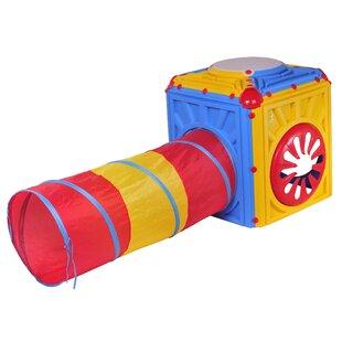 Activity Center Cube Play Tunnel ByStarplay