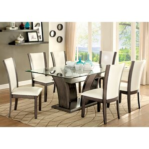 Leets Dining Table by Latitude Run