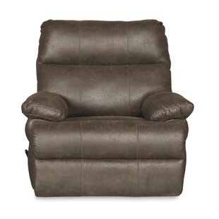 Clovis Manual Glider Recliner Loon Peak