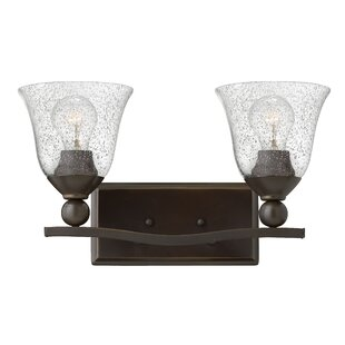 Comparison Bolla 2-Light Vanity Light By Hinkley Lighting