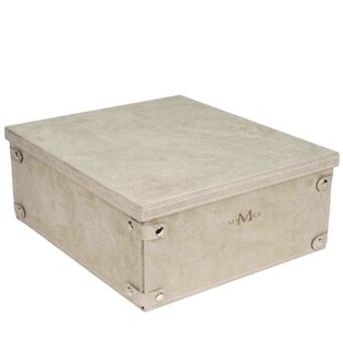 Best Reviews Montana Fabric Box By Madura