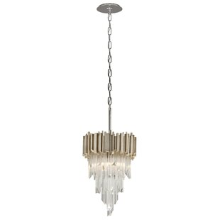 Corbett Lighting Mystique 3-Light Novelty Chandelier
