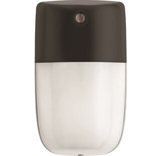 14-Watt LED Dusk to Dawn Outdoor Security Wall Pack by Lithonia Lighting