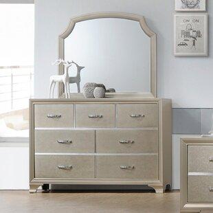 Mcphearson 7 Drawer Standard Dresser