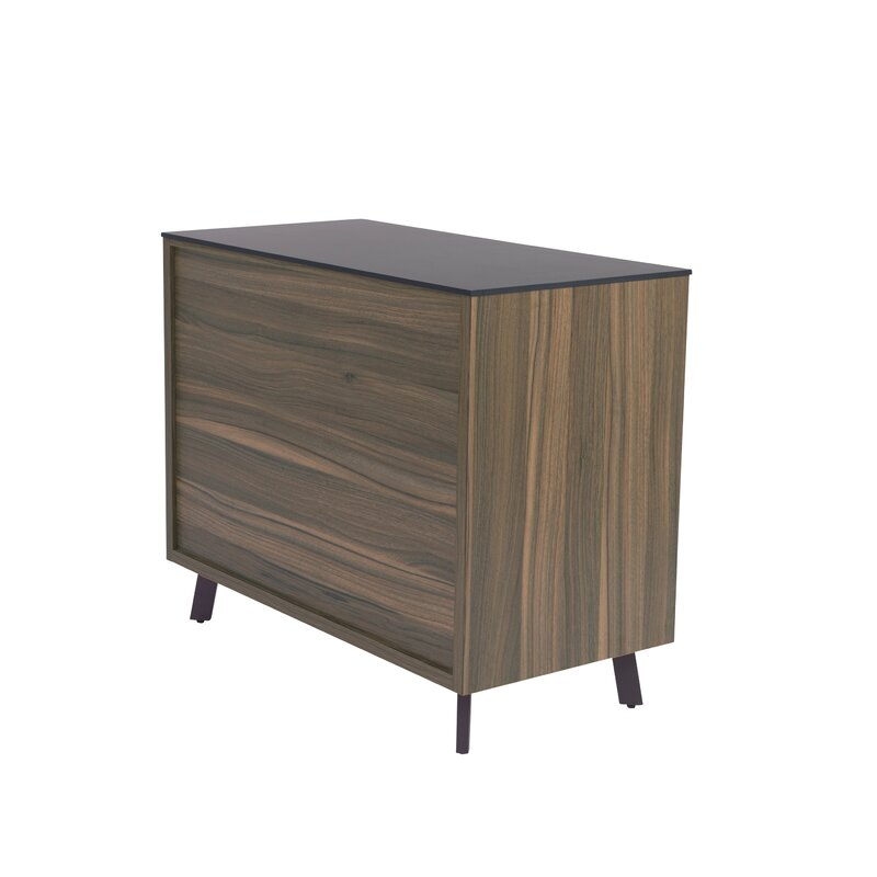 lateral file cabinet. Barkeyville 2 Drawer Lateral File Cabinet O