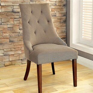 Zaria Solid Wood Dining Chair (Set of 2)