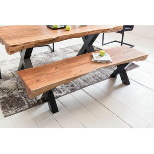Maloof Dining Bench By World Menagerie
