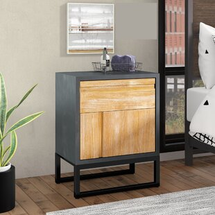 Dodson 1 Drawer 1 Door Accent Cabinet