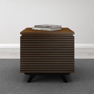 Peckforton End Table by Brayden Studio