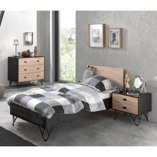 Elder 3 Piece Bedroom Set By Isabelle & Max