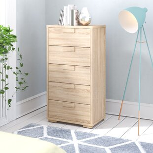 Griffith 5 Drawers Chest By 17 Stories