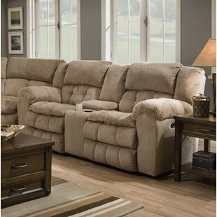 Shop For Henning Motion Reclining Loveseat by Simmons Upholstery by Darby Home Co Reviews (2019) & Buyer's Guide