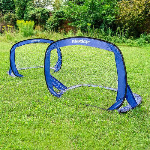 Javion Pop Up Football Goal Freeport Park