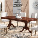 Christon Extendable Dining Table by Astoria Grand