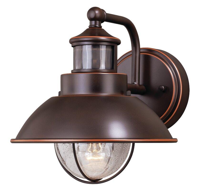 harwich dualux 1light outdoor barn light
