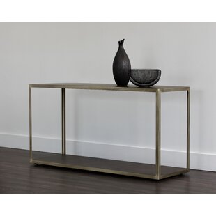 Sunpan Modern Mortimer Console Table