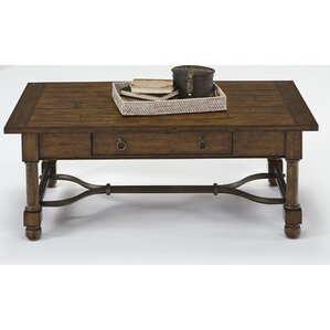 Binberrie Rectangular Coffee Table by World Menagerie