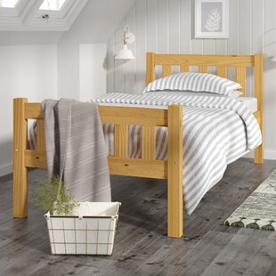 Harwood Bed Frame By Home & Haus