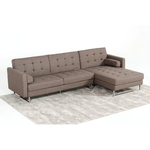Alsatia Sleeper Sectional  sc 1 st  Wayfair : sectional sleeper sofa queen - Sectionals, Sofas & Couches