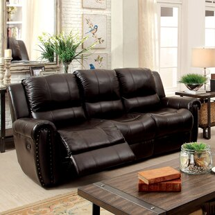 Shop Vargas Transitonal Reclining Sofa by Darby Home Co