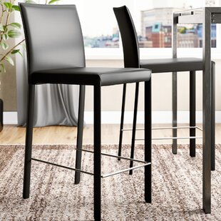 Arevalo 26 Bar Stool (Set of 2) Orren Ellis