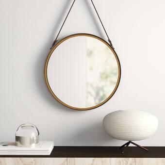 Modern Contemporary Wall Mirror Reviews Allmodern