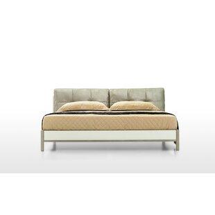 Queen Upholstered Platform Bed by Argo Furniture
