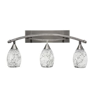 Loon Peak Pedri 3-Light Vanity Light