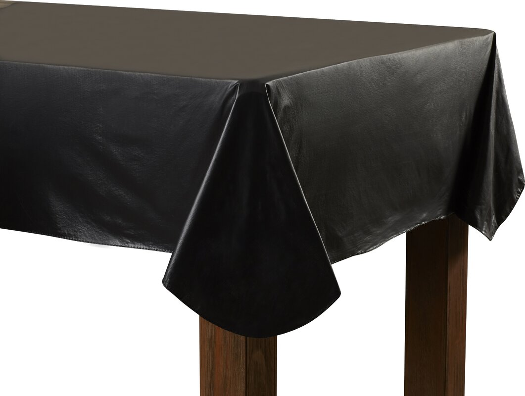 Vinyl Flannel Backed Tablecloth
