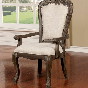 Oldaker Upholstered Dining Chair (Set of 2)