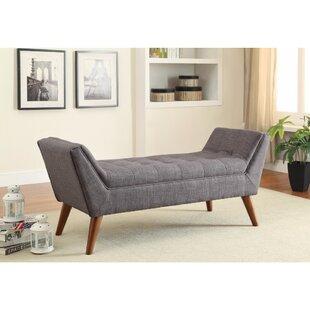 George Oliver Durso Upholstered Storage Bench
