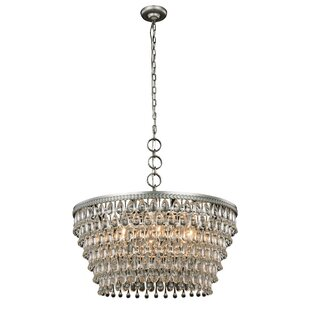 Esmeraude 6-Light Chandeli..