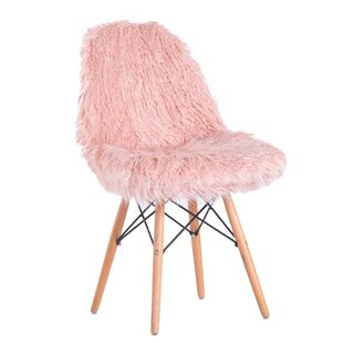 Engles Fuzzy Side Chair by Mercer41