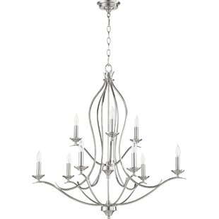 Lark Manor Harnois 9-Light Chandelier