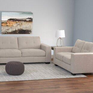 Kaye 2 Piece Living Room Set by Latitude Run
