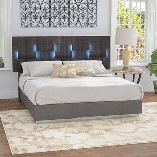 Online Reviews Rutherford Platform Bed by Brayden Studio Reviews (2019) & Buyer's Guide