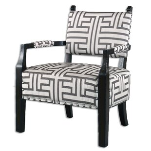 Terica Armchair by Uttermost Purchase