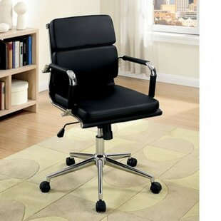 Darby Home Co Tamara Leatherette Office Chair