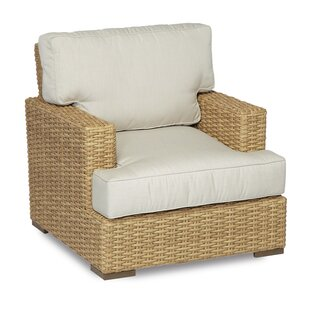 Sunset West Leucadia Patio Chair with Cus..