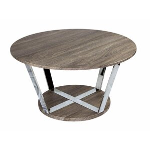 Round Metal Coffee Table by Sagebrook Home