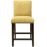 Brokaw Nail Button Counter 26 Bar Stool by Canora Grey