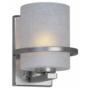 Mcquay 1-Light Armed Sconce by..