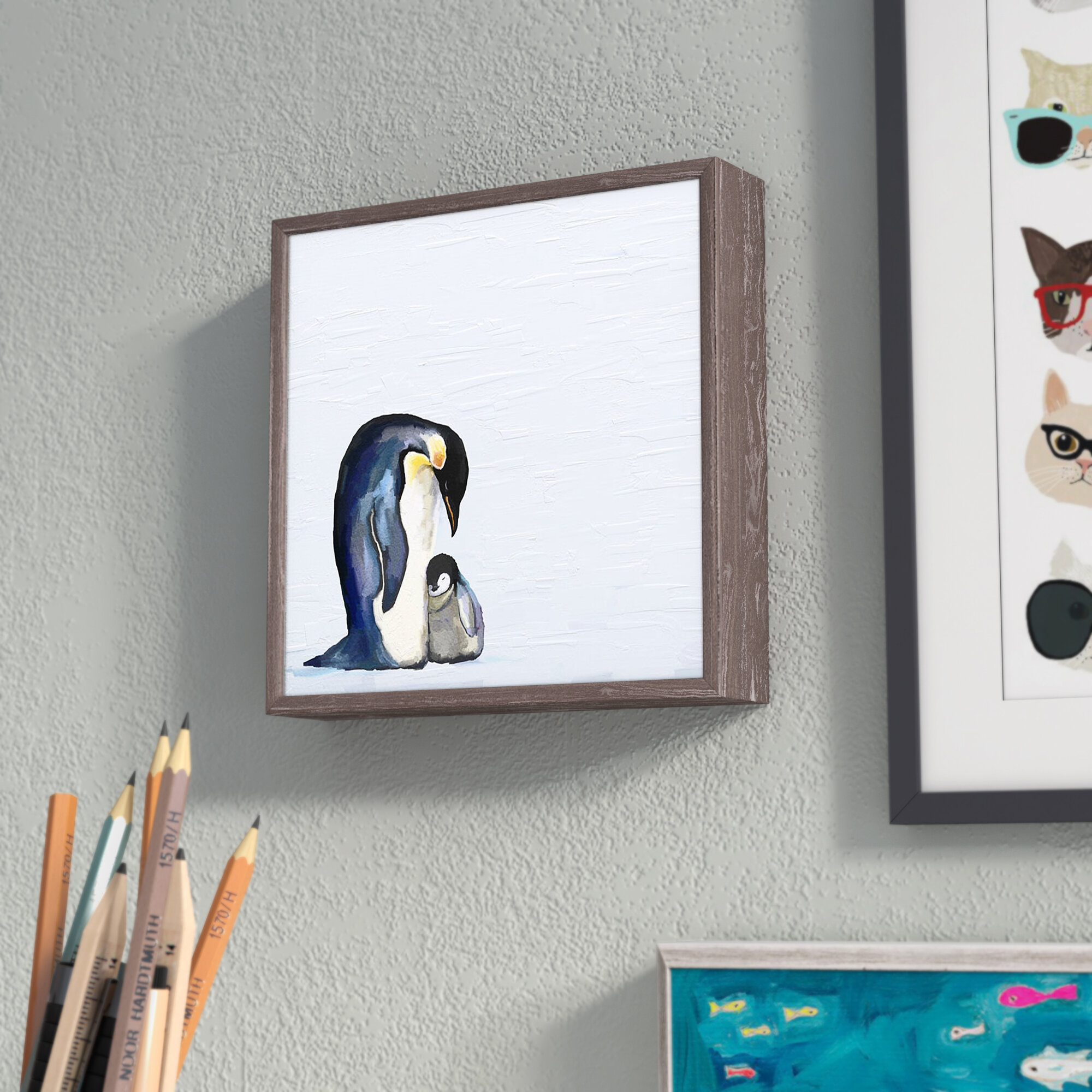 Harriet Bee Kristi You And Me Penguins