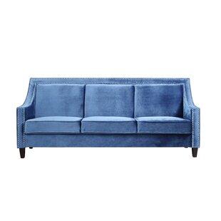 Leather Sofa Nailhead Trim | Wayfair