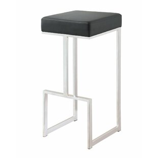 Kepley Metal 31 Counter Height Bar Stool Mercer41