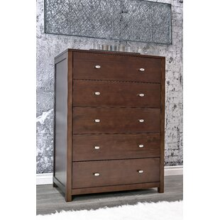 Parkrose 5 Drawer Chest By Epoch Design