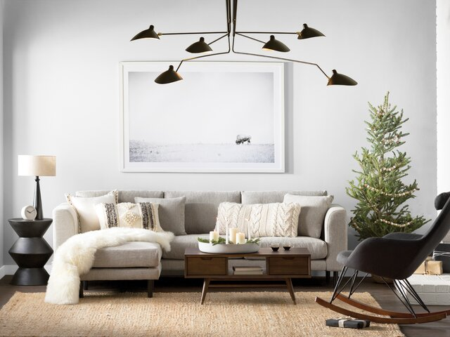 Magnificent Shaina Reversible Modular Sectional Machost Co Dining Chair Design Ideas Machostcouk