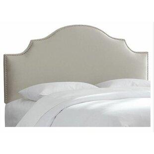 Best Reviews Aurora Upholstered Panel Headboard by Skyline Furniture