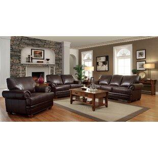 Loon Peak Marbleton Configurable Living Room Set